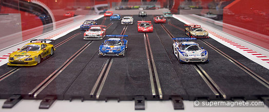 Tyco Electric Racing Slot Car