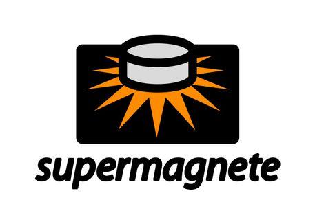 Das neue Logo von supermagnete