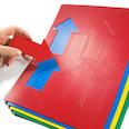 für Whiteboards & Planungstafeln, 8 Symbole pro A4-Bogen, in verschiedenen Farben
