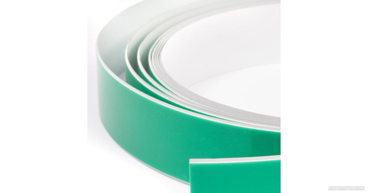 metallband ferroband selbstklebend wei maul supermagnete. Black Bedroom Furniture Sets. Home Design Ideas