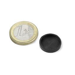 PAR-17, Gummi-Kappen Ø17mm, zum Schutz von Oberflächen