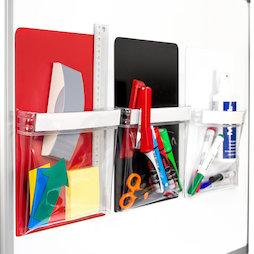 MP-A4, Magnettasche A4, für Büro und Werkstatt, Format A4