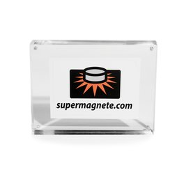 acryl bilderrahmen magnetisch 15 x 11 cm supermagnete. Black Bedroom Furniture Sets. Home Design Ideas