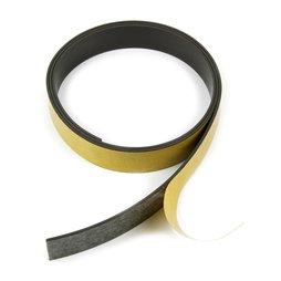MT-20-STIC, Magnetklebeband Ferrit 20 mm, selbstklebendes Magnetband, Rollen à 1 m / 5 m / 25 m