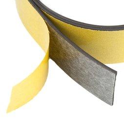 magnetband selbstklebend 30 mm breit supermagnete. Black Bedroom Furniture Sets. Home Design Ideas