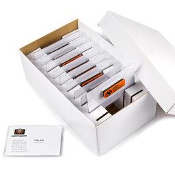magnet namensschilder mit kartenhalter f r messe kongress oder hochzeit supermagnete. Black Bedroom Furniture Sets. Home Design Ideas