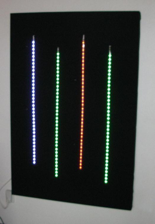 magnet anwendungen led lichtwand supermagnete. Black Bedroom Furniture Sets. Home Design Ideas